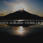 冬の富士山(pho-2013wi-0061)