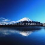 冬の富士山(pho-2013wi-0079)