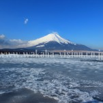 冬の富士山(pho-2013wi-0082)