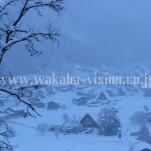 冬の白川郷(pho-2013wi-0089)