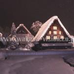 冬の白川郷(pho-2013wi-0099)