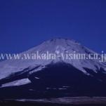 冬の富士山(pho-2013wi-0117)