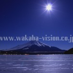 冬の富士山(pho-2013wi-0120)