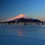 冬の富士山(pho-2013wi-0125)