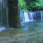 軽井沢・白糸の滝 (87)